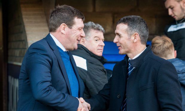 Tommy Wright and Jim McIntyre.