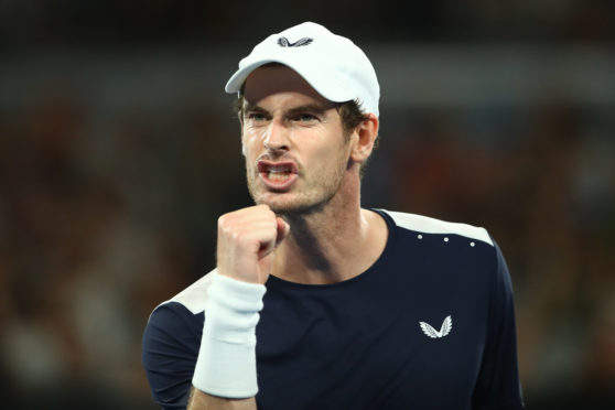 Andy Murray has netted his biggest win since coming back from a hip operation.