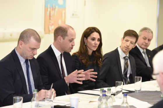 Kate reveals that nine-month-old Louis is 'already a fast crawler'
