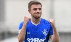 Rangers' Jordan Rossiter.