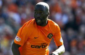 Dundee United make cup-winning hero Morgaro Gomis their third signing of transfer window