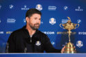 VIRGINIA WATER, ENGLAND - JANUARY 08:  Padraig Harrington speaks to the media as he is named European Ryder Cup Captain for 2020 during a press conference at Wentworth on January 08, 2019 in Virginia Water, England. The 43rd Ryder Cup will be held from September 25 to 27, 2020, taking place on the Straits course at Whistling Straits, Haven, Wisconsin, United States. (Photo by Andrew Redington/Getty Images)