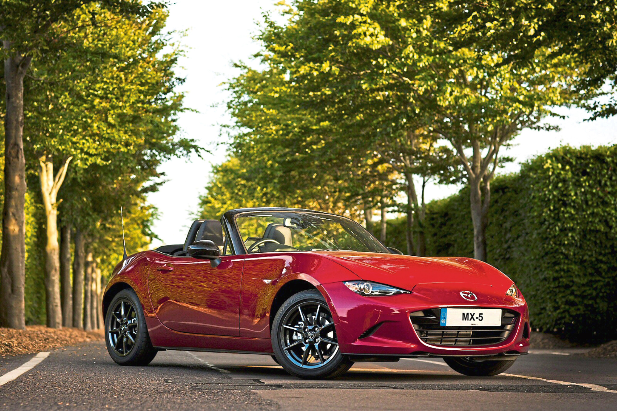 More power for mid-life MX-5