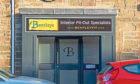 Bentleys on Balgray Place, Dundee.
