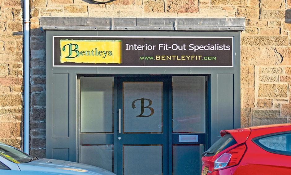 Reduced demand may lead to job losses at Dundee shopfitter