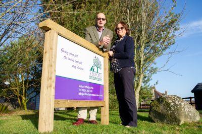 Euan and Christine Sturrock have established Redford Pet Crematorium.