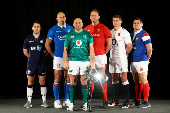 The 6 Nations begins this weekend.