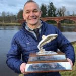What a catch: Salmon fisher fulfils childhood dream to win top prize
