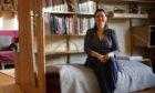 Rebecca Dearman of The Yoga Studio in Crieff.