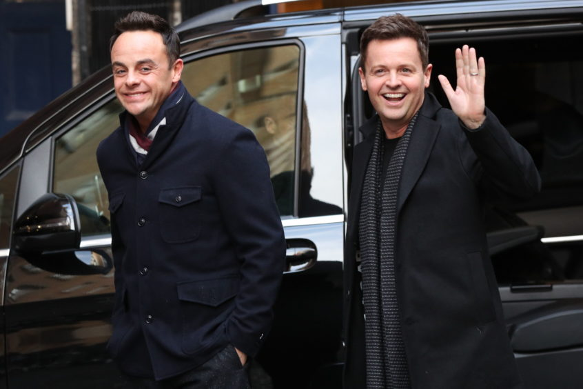 Ant and Dec won their 18th Best TV Presenter award at the 2019 National Television Awards but were unable to attend the awards due to Britain's Got Talent auditions.