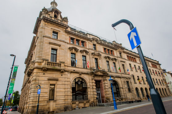 Perth and Kinross Council have told councillors to approve the plans