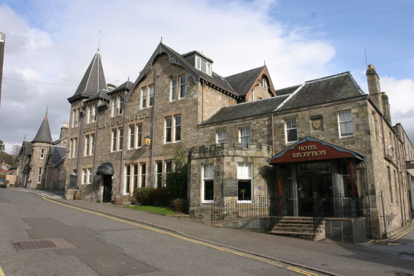 Popular perthshire hotel sold to new owner for price in - Hotels in perthshire with swimming pool ...