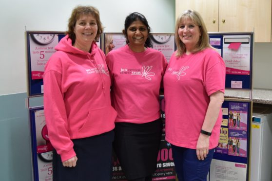 Burnley MP throws her support behind campaign to help prevent cervical cancer