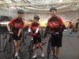 Tay Titans at Glasgow Velodrome.