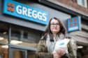 Lesley-Anne Kelly, who has been a vegan for 15 years, would like to see them stock vegan sausage rolls locally.