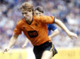 Tommy Coyne in United colours.