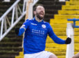 Dundee fans will be hoping Stephen Dobbie isn't celebrating more goals on Saturday.