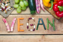 Veganuary encourages people to go vegan this month.