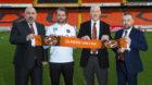 Tony Asghar, Robbie Neilson, Mark Ogren and Mal Brannigan.