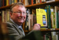 Bill Anderson of Bouquiniste Bookshop in St Andrews