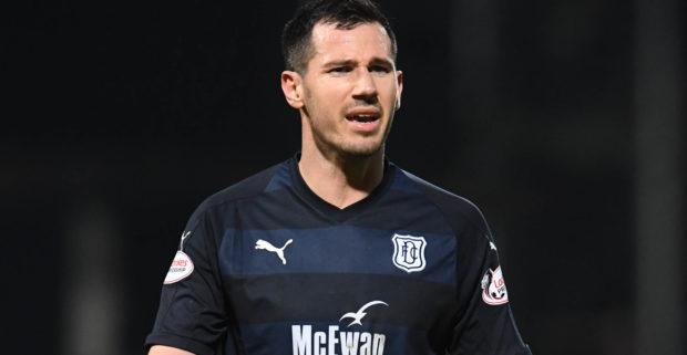 Dundee's Ryan McGowan.