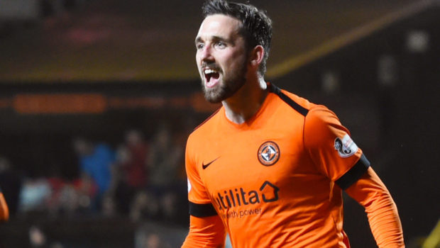 Super sub Nicky Clark looking to start as Dundee United aim to reach play-off final - The Courier