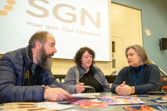 SGN consultation over Crieff road closure