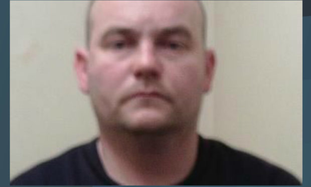 Ewan McDowall has been jailed at Kirkcaldy Sheriff Court.