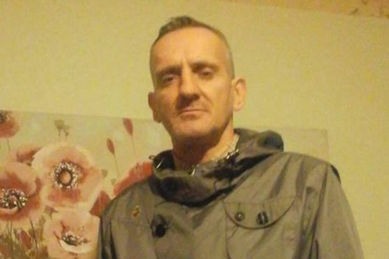 Kevin Byrne, 45, was found dead at a property on Alison Street.