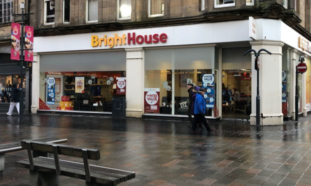 BrightHouse in Perth is one of the 30 branches set to be axed.