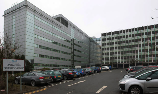 The budget has been passed by Fife councillors at Fife House.