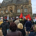 Council workers say they will strike over care workers' hours