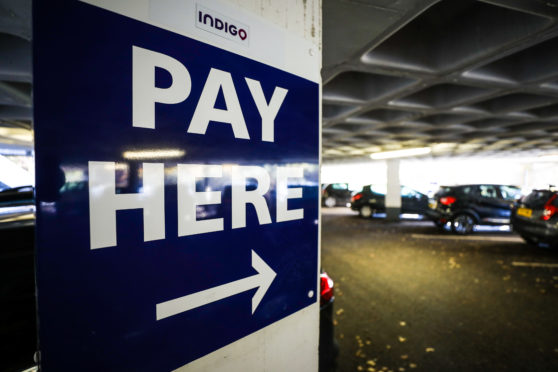 Staff at Ninewells Hospital will not face extra parking charges