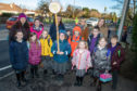 Primary Children at Kinross Primary and the School PTA have started a petition to stop Perth and Kinross Council getting rid of their school crossing persons in the councils latest round of cost cutting measures