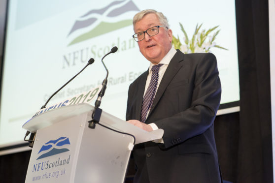 Mr Ewing said farmers in the less favoured areas were most in need of help.
