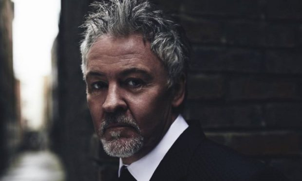 Paul Young is looking forward to playing Rewind.