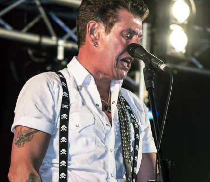 Ex-Specials guitarist Roddy Radiation is set for Courier Country.