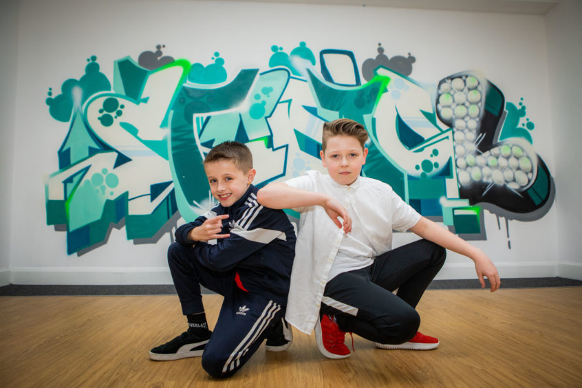 Dundee youth excited at possible breakdancing inclusion in Olympic Games