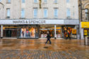 Kirkcaldy High Street faces more problems with this week's closure of Marks & Spencer.
