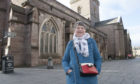 Trish Colton at St Johns Kirk Perth Pic Phil Hannah
