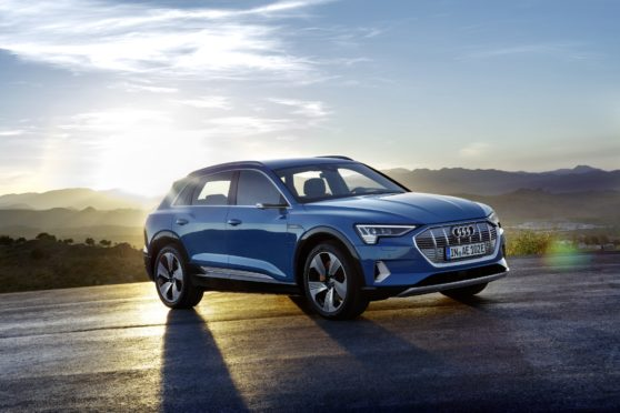 All Electric Audi E Tron Finally Goes On Sale The Courier