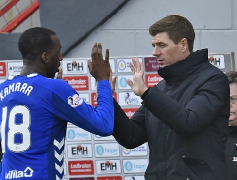 Glen Kamara was a 'bargain' for Rangers when they signed him from