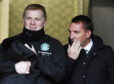Neil Lennon and Brendan Rodgers.