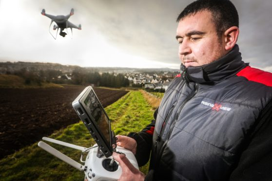 Dublin Airport shut down over drone sighting