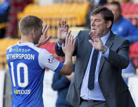 David Wotherspoon and Tommy Wright.