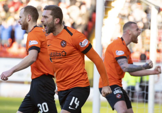 Dundee United have had plenty to celebrate recently.