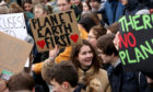 Climate change activist Greta Thunberg has inspired the protests