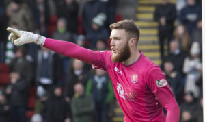 Record-holder Zander Clark targeting St Johnstone's first clean sheet of league campaign
