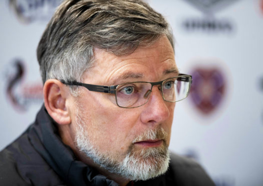JIM SPENCE: Craig Levein story is as old as football itself (and usually has the same ending) - The Courier
