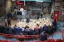 Scotland's prime sheep trade through the livestock ring has declined by 20% in the last year.